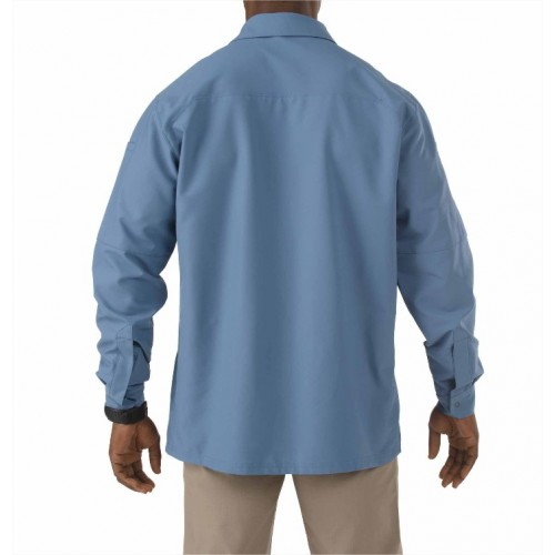 5.11 CAMICIA 72417 FREEDOM FLEX LIGHT BLUE