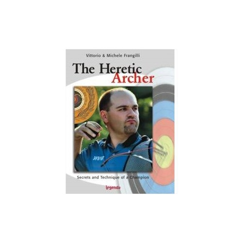 LIBRO -THE HERETIC ARCHER