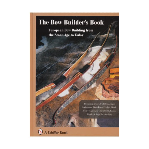 LIBRO - THE BOW BUILDER'S BOOK