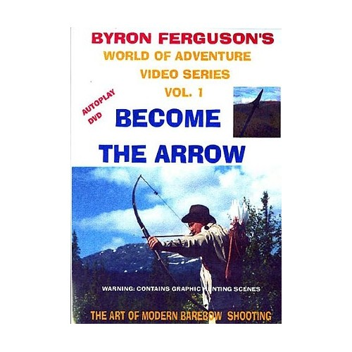DVD BYRON FERGUSON BECOME THE ARROW