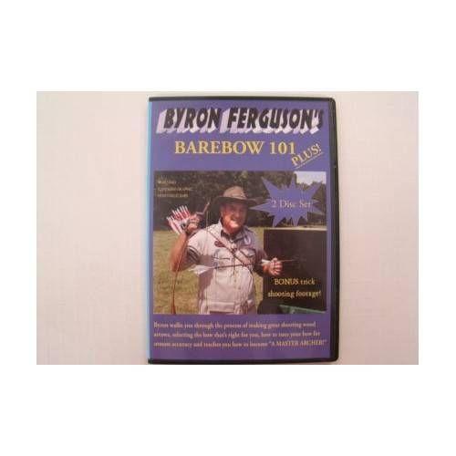 DVD BYRON FERGUSON'S BAREBOW 101 PLUS DVD