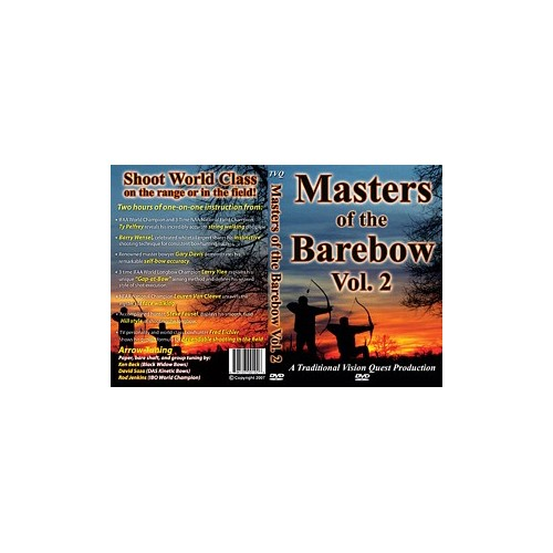 DVD -MASTERS OF BAREBOW- Vol. 2