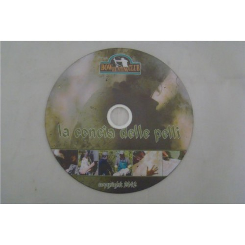 DVD LA CONCIA DELLE PELLI
