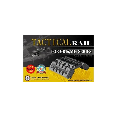 G&G TACTICAL RAIL GR16/M16