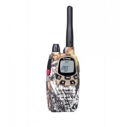 MIDLAND RADIO G7 PRO-1 MIMETICA CON CARICATORE MURO + 4 BATTERIE 1800mAh
