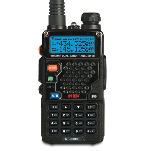 INTEK RADIO KT980HP RTX DUAL BAND 8W
