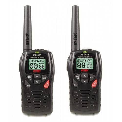 INTEK RADIO MT3030 LPD/PMR NERA *COPPIA*