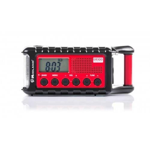 MIDLAND RADIO DI EMERGENZA ER300