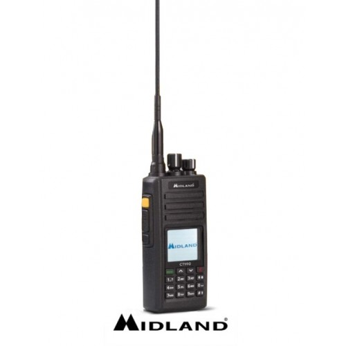 MIDLAND RICETRASMETTITORE CT990 DUAL BAND