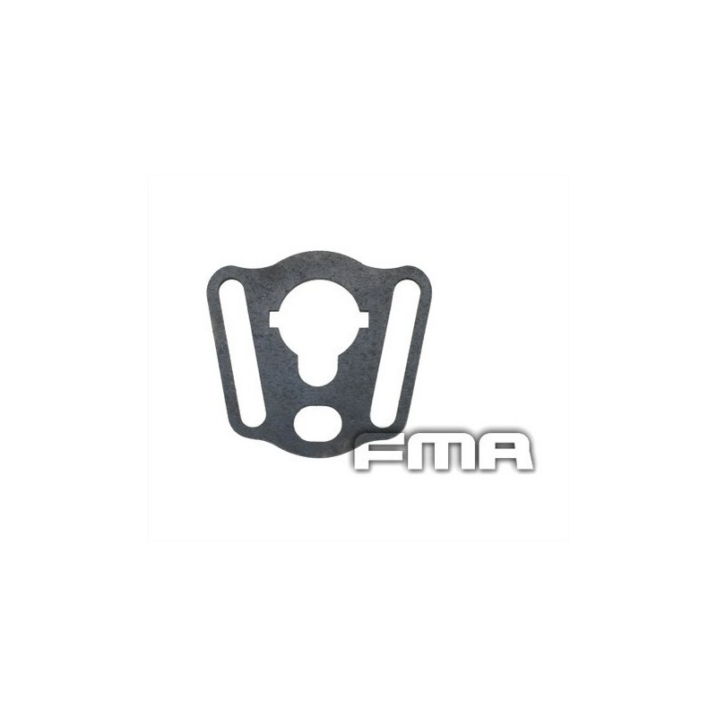 FMA AGGANCIO CINGHIA M4 IN METALLO CQD