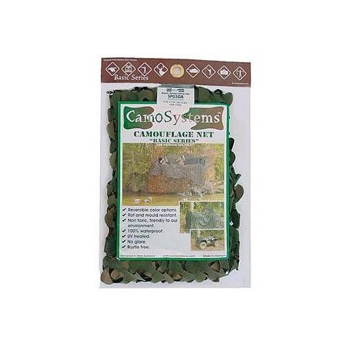 CAMO SYSTEM RETE BASIC WOODLAND 2,4X3,0MT 0,8KG