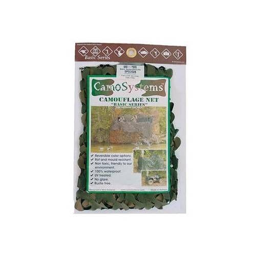CAMO SYSTEM RETE BASIC WOODLAND 2,4X6,0MT 1,4KG