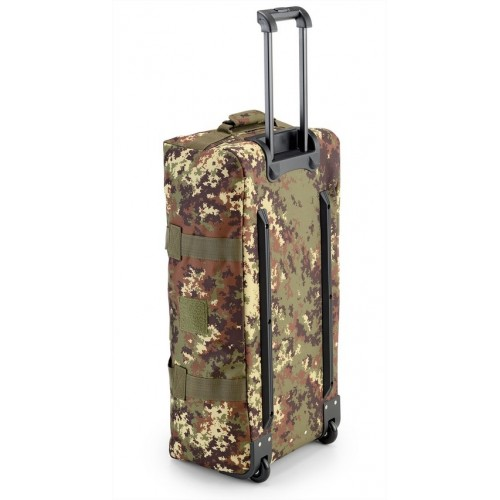 DEFCON5 TROLLEY TRAVEL BAG SPALLEGGIABILE 70 LT