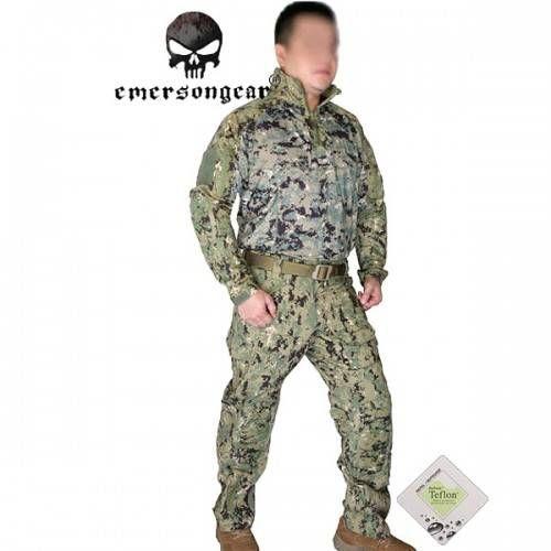EMERSON MIMETICA COMPLETA COMBAT RIOT STYLE AOR2