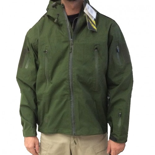 THE TOWER COMPANY GIACCA RECON WATERPROOF GREEN