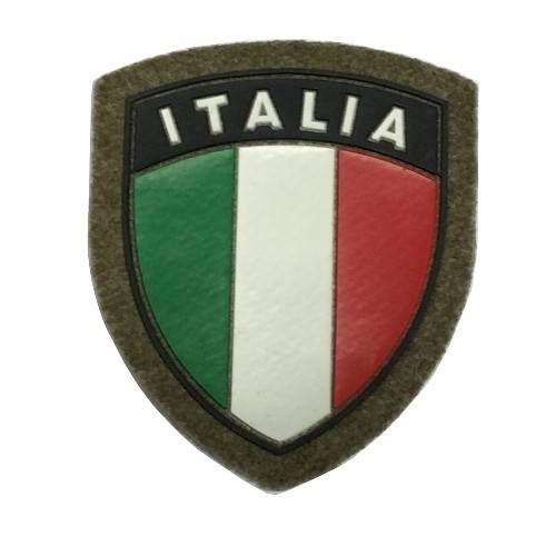 SBB PATCH/DISTINTIVO SCUDETTO ITALIA