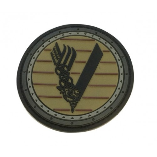 THE TOWER COMPANY PATCH VIKING SHIELD