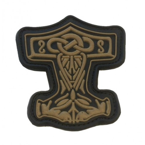 THE TOWER COMPANY PATCH THOR´S HAMMER