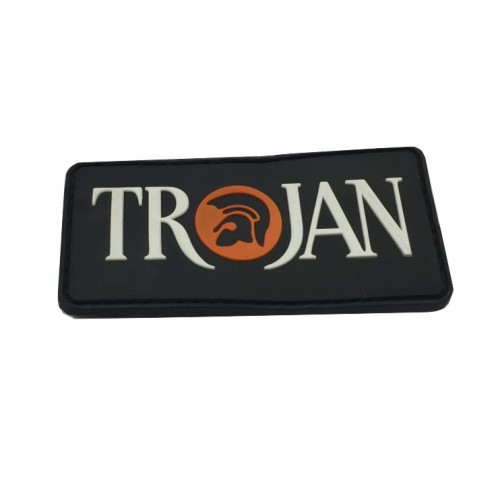 THE TOWER COMPANY PATCH TROJAN BLACK