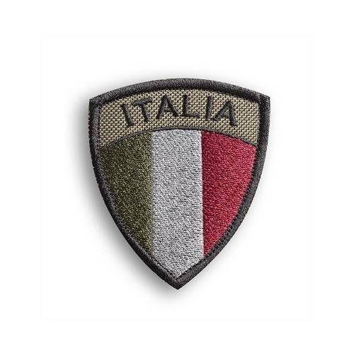 OPENLAND PATCH SCUDETTO ITALIA BASSA VISIBILITA'