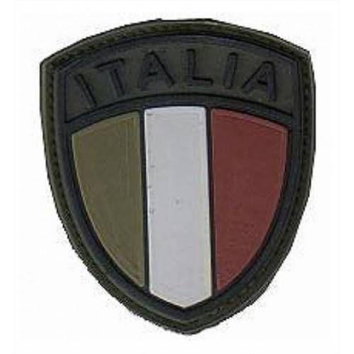 OPENLAND PATCH RUBBER SCUDETTO ITALIA BASSA VISIBILITA'