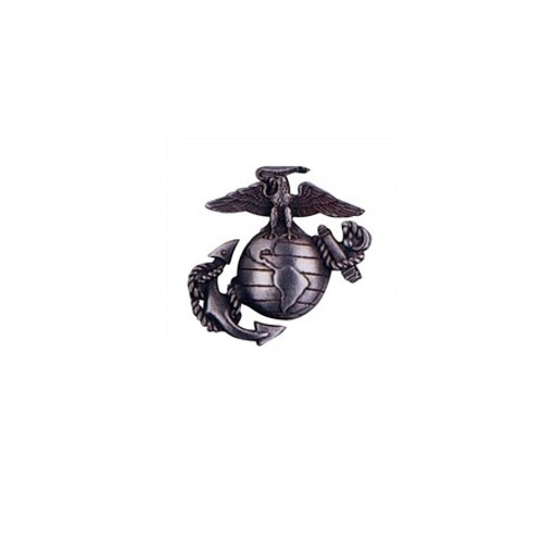 USA SPILLETTA PEWTER USMC PIN