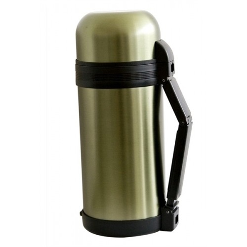 VIRGINIA THERMOS INOX CON MANIGLIA 1,20lt
