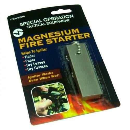 OPENLAND ACCIARINO SURVIVAL FIRE STARTER
