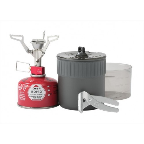 MSR FORNELLO POCKETROCKET 2 MINI STOVE KIT