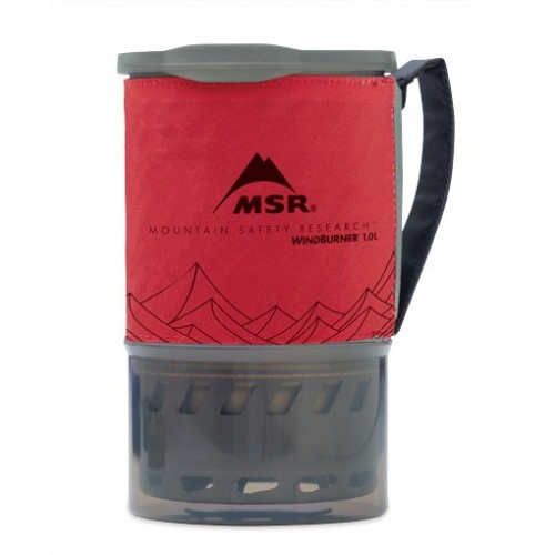 MSR FORNELLO WINDBURNER 1.0L RED