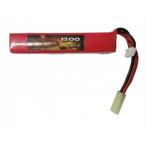 BILLOWY BATTERIA LIPO 11,1v 1200mAh 15C