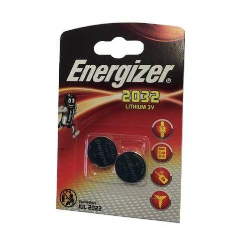 ENERGIZER BATTERIA 2032 LITIO (2pz)