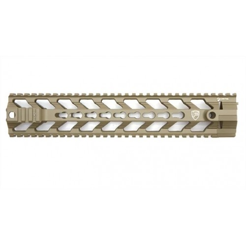 PTS RAIL FORTIS REV FREE FLOAT RAIL SYSTEM 12
