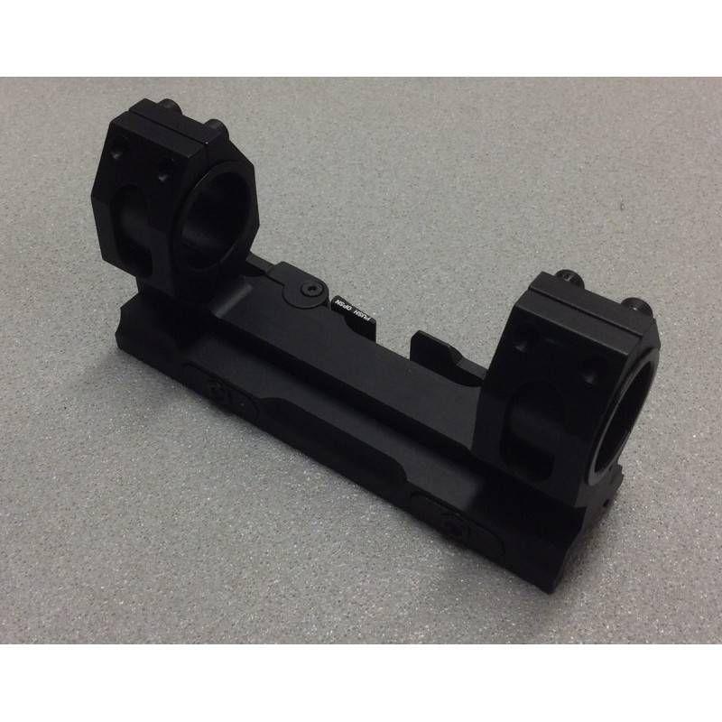 AIM RAIL TATTICA CON ANELLI 1-30mm