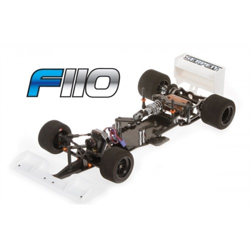 SERPENT AUTOMODELLO F110 1/10 2WD