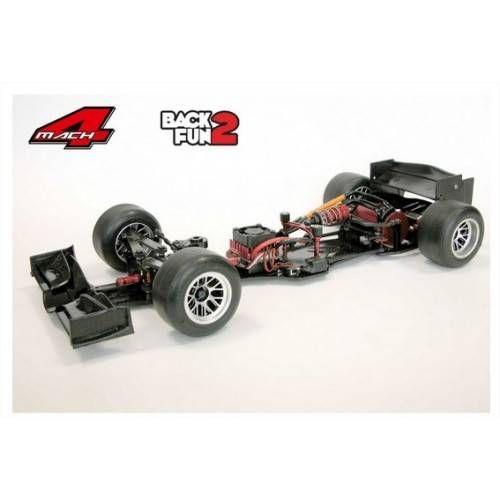 MACH4 AUTOMODELLO ONE F1 1/10 2WD KIT + COMBO BL 21,5