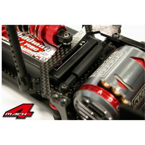 MACH4 AUTOMODELLO ONE F1 1/10 2WD KIT + COMBO BL 21,5