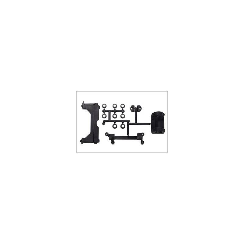 KYOSHO CASSA TRASMISSIONE CENTRALE EVOLVA M3 *LIQ-50*