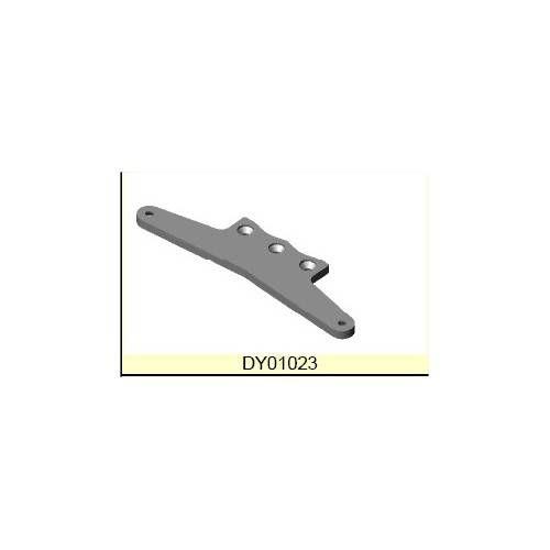 DYNAMIC GT011 PIASTRA ANTERIORE SUPERIORI CARROZZA