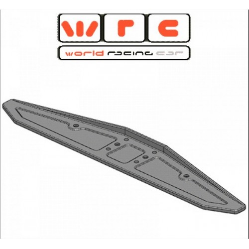 WRC PARAURTI ANT. PROTOTIPO LEMANS 1/10 X FORMULINO