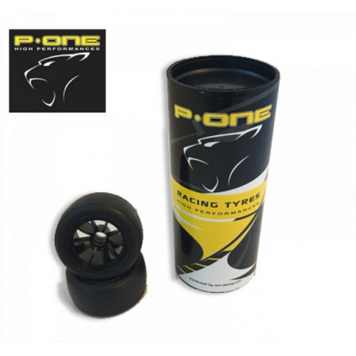 P-ONE TRENO GOMME FORMULA 1/10