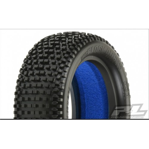 PROLINE GOMME ANT. 4WD BLOCKADE 2.2'' M3 OFF ROAD 1/10