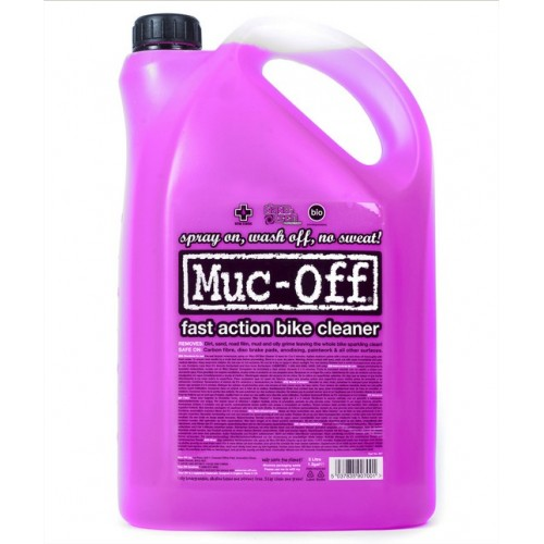 MUC-OFF SGRASSANTE/DETERGENTE CYCLE CLEANER 5LITRI