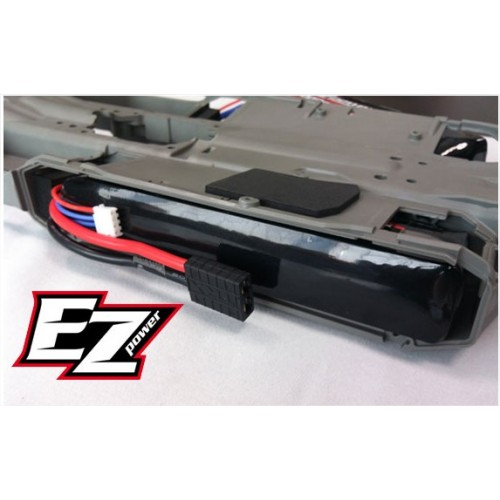 EZ POWER BATTERIE SEMI-HARDCASE 5000 MAH 11,1V 3S 40C