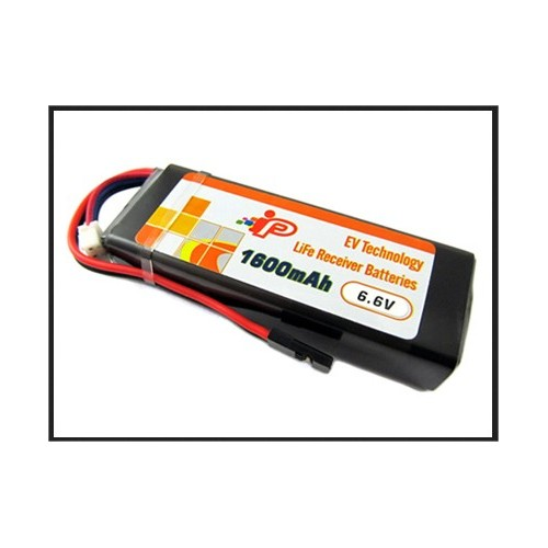 INTELLECT BATTERIA RX LIFE 6,6V 1600MAH FLAT