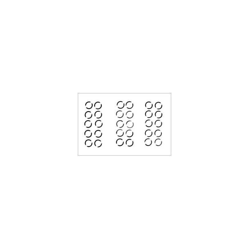 KYOSHO RONDELLE 5X7 MM