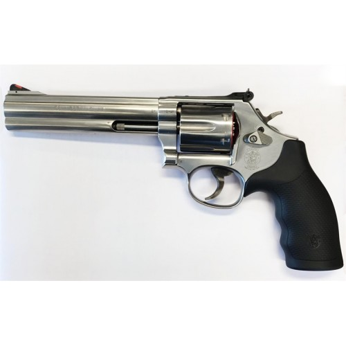 SMITH&WESSON REVOLVER S. MOD 686 6 357 MAG RR-WO CAT 3325