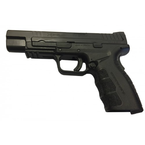 "HS PISTOLA XD-9 Mod. 2 TACTICAL 5"" CAL. 9x21 BLACK"