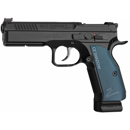 CZ PISTOLA SEMIAUTO MOD. SHADOW 2 OPTIC READY 9x21 +2C