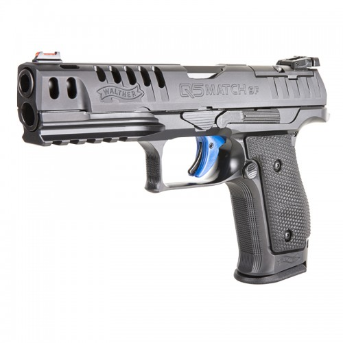 WALTHER PISTOLA Q5 STEEL FRAME 5 CAL. 9x21 +2C